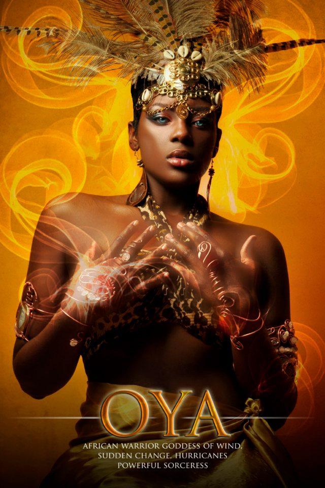 Yoruba African Orishas  MythologyYoruba Orishas