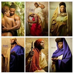 Black Bible memes